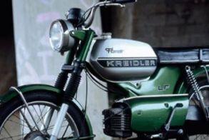 Φλωρέττα: Η μηχανή που άφησε εποχή στην Ελλάδα του 1960