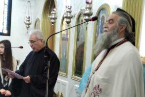 Η Ένωση Πολιτών Ημαθίας τέλεσε μνημόσυνο στην μνήμη του Πατρός Γεωργίου Μεταλληνού