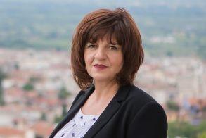 Φρόσω Καρασαρλίδου για τα αιολικά πάρκα στην Ημαθία: «Οφείλουμε να αντιδράσουμε και να αναγκάσουμε την κυβέρνηση να λογοδοτήσει»