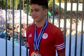 Δυο Πανελλήνια ρεκόρ ο Γιώργος Φυκατάς στο Grand Prix 25αρας πισίνας.