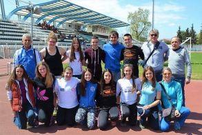 Στο διασυλλογικό της Κατερίνης διακρίθηκαν οι αθλητές της ΓΕ Νάουσας