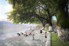 Έτσι θα αναπλαστεί η λίμνη των Ιωαννίνων από Θεσσαλονικείς αρχιτέκτονες