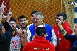 Δημήτρης Γκίμας στο basketa : «Γύρισα σπίτι και έκλαψα μετά την άνοδο, ξεχωριστή η φετινή χρονιά»