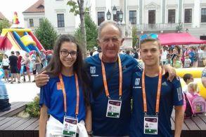 Στην Ολυμπιάδα Νεότητας στην Αργεντινή οι Ανθιμος Κελεπούρης και Ελένη Ιωαννίδου