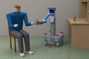 Ramcip ένα ρομπότ -βοηθός με ελληνική υπογραφή!