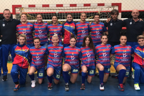 Α1 Γυναικών  Ανώτερη η Ν. Ιωνία κέρδισε 13-23 την Βέροια 2017