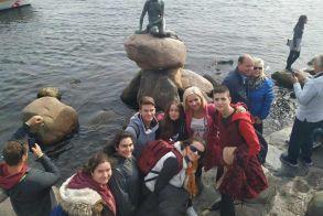 Το 5ο ΓΕ.Λ Βέροιας στη Δανία στο πλαίσιο προγράµµατος Erasmus+ ΚΑ2 µε τίτλο «Trans European Water Sustainability»