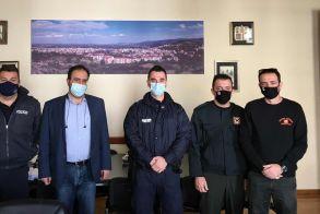 Δημοτική Αστυνομία Βέροιας: Με μεγαλύτερη ένταση οι έλεγχοι για την τήρηση των μέτρων για τον κορονοϊό