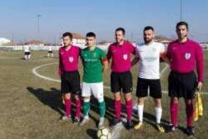 Μέγας Αλέξανδρος Τρικάλων-Εδεσσαϊκός 0-2 Σκόρερ : 58' Μωυσίδης, 87' Ταουσιάνης
