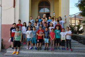 3o Eνδοσχολικό  Πρωτάθλημα Σκάκι 5ου Δ.Σ Νάουσας Ι