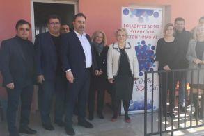Δυναμικό ξεκίνημα για τον Σύλλογο Αιμοδοτών Ν. Νικομήδειας με αιμοδοσία και ενημέρωση για την δωρεά μυελού των οστών