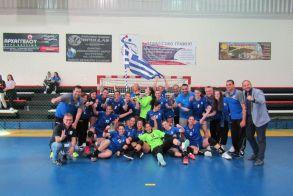 Ιστορική πρόκριση μέσα στο ΦΙΛΙΠΠΕΙΟ 3η νίκη με 27-14 και το Λουξεμβούργο