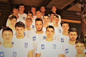 χαντ μπολ Εθνική U17: Τεστ με Μαυροβούνιο στο Κιλκίς . Μετέχουν οι Στανκίδης, Παπαγιάννης και Τζωρτζίνης του Φιλίππου