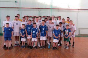 Χειροκροτήθηκε η Εθνική U17 με την νίκη επί του Μαυροβουνίου 31-26 . Οκτώ γκολ ο Τζωρτζίνης του Φιλίππου