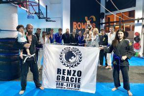 Τμήμα Brazilian jiu jitsu... στην ROMIOS Team!