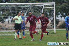 Εύκολα  η ΒΕΡΟΙΑ πέρασε 4-0 από τη Μελίτη και πέτυχε την 10η σερί νίκη