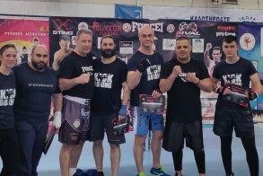 Ο ROMIOS AC έλαβε μέρος στο σεμινάριο kick boxing  του συλλόγου