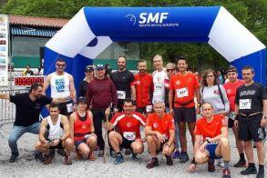 Αποτελέσματα  του Συλλόγου Δρομέων .Βέροιας από τον 2ο αγώνας ορεινού τρεξίματος 14χλμ & 5χλμ Μνήμης και θυσία του Ποντιακού Ελληνισμου