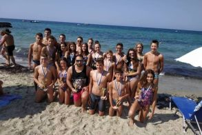 Ξεκίνησε η σεζόν στην Κολυμβητική Ακαδημία Νάουσας
