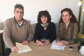 Συνάντηση Φρόσως Καρασαρλίδου με ΔΕΔΑ για τη σύνδεση της Νάουσας με το φυσικό αέριο