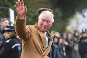 Κορονοϊός: Θετικός στον ιό ο πρίγκιπας Κάρολος
