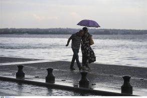 Νέα επιδείνωση του καιρού από σήμερα - Ο «Αντίνοος» φέρνει βροχές και καταιγίδες