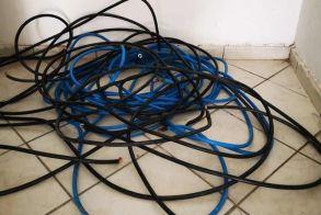 Έκλεψε καλώδια από σταθμό τηλεπικοινωνιών στην Ημαθία και συνελήφθη στη Θεσσαλονίκη