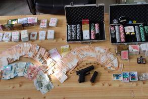 Η επίσημη ανακοίνωση της Αστυνομίας για το μίνι καζίνο σε χωριό της Ημαθίας (εικόνες + βίντεο)