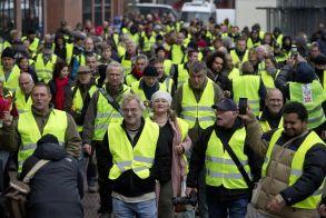Το κίνημα των «κίτρινων γιλέκων» επεκτείνεται στην Πορτογαλία