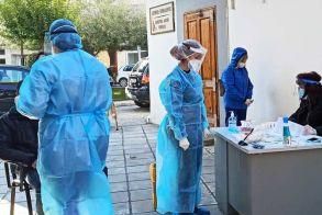 Δωρεάν rapid tests στο Ζερβοχώρι την Τετάρτη με πρωτοβουλία του Δήμου Νάουσας