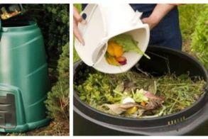 Ξεκινά πρόγραμμα συλλογής   βιοαποβλήτων και οικιακής   κομποστοποίησης στο Δήμο Βέροιας -  Προϋποθέσεις για να λάβετε τους ειδικούς κάδους