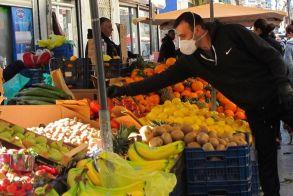 Ρυθμίσεις στις λαϊκές αγορές του Δήμου Βέροιας - Από  8/3/2021 έως 16/3/2021