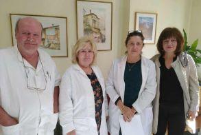 Επίσκεψη της Φρόσως Καρασαρλίδου στο Κέντρο Υγείας Βέροιας: Επί τάπητος τα θέματα πρωτοβάθμιας υγείας