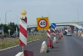 Προσωρινές κυκλοφοριακές ρυθμίσεις από αύριο στη Νέα Εθνική Οδό Αθηνών - Θεσσαλονίκης