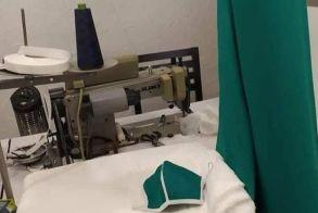 Γυναίκα στα Γρεβενά  έραψε 600 μάσκες για το νοσοκομείο: «Δεν είναι τίποτα  για μένα, μπροστά στη δική τους μάχη»