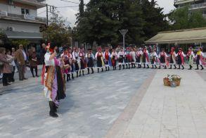 Η Εστία Ρουμλουκιωτών αναβίωσε για 5η φορά το Πασχαλιάτικο έθιμο των Λαζαρίνων!