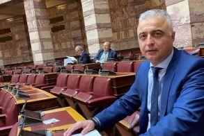 Δίκαιη λύση στο αλαλούμ με τα πρόστιμα σε συνταξιούχους για τα αναδρομικά του 2013 ζητά ο Λάζαρος Τσαβδαρίδης