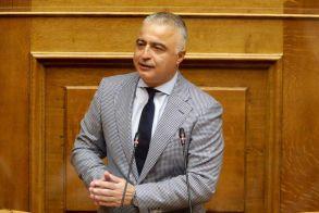 Οικονομική στήριξη και του κλάδου των εμπορευματικών μεταφορών ως εμμέσως πληττόμενου από τις φετινές καταστροφές στις καλλιέργειες ζητάει ο Λάζαρος Τσαβδαρίδης