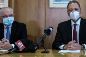 Σπ. Λιβανός: Αποφασιστικό άλμα προς το μέλλον η ψηφιοποίηση του ΕΛΓΑ - Κάνει ταχύτερη και ακριβέστερη την εκτίμηση ζημιών