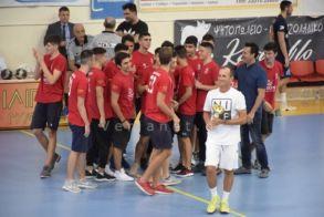 Το Κύπελλο των Πρωταθλητών παρέδωσαν οι Παίδες του Φιλίππου στον Σύλλογο