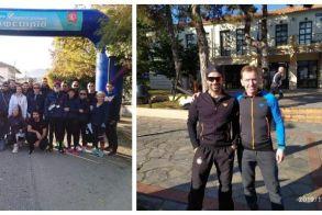 Συμμετοχή δρομέων της Makridis running team στον 8ο Φιλίππειο Δρόμο & 14ο Χειμωνιάτικο Ενιπέα