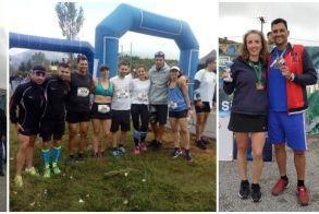 Με 5 αθλητές συμμετείχε η Makridis Running Team στον 9ο Αγώνα Ορεινού Τρεξίματος Ξηρολιβάδου
