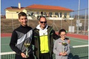 Νέα επιτυχία για τον Όμιλο Αντισφαίρισης