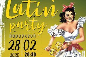 Μασκέ Latin Party διοργανώνει η ΚΕΠΑ Δήμου Βέροιας