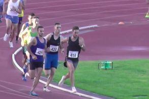 2ος στα 400μ. ο Κώστας Κουτσούκης στο Πανελλήνιο Πρωτάθλημα