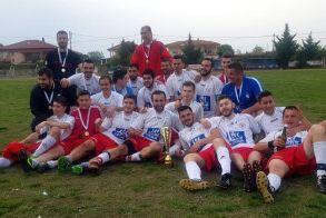 Υπέρ πρωταθλητής της Α2 ο Φίλιππος Μελίκης νίκησε 3-2 τον ΑΟ Μαρίνας
