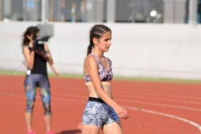 Στην Κύπρο η Γιαννούλα Μελιοπούλου  με την Εθνική  Κορασίδων