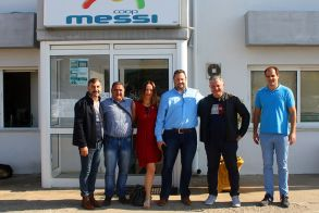 Ο Α.Σ. Μέσης - Messi Coop διευρύνει το δίκτυο των εξαγωγών του στη Νότια Αφρική!