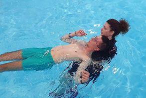 Η θεραπευτική μέθοδος Halliwick, στο κολυμβητήριο ΠΗΓΑΣΟΣ Aqua Center.