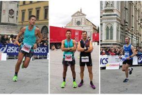 Με τρεις αθλητές συμμετείχε η Minas coaching team στον Μαραθώνιο Φλωρεντίας